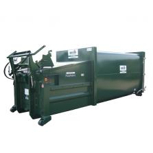 20 m³ pers afzetcontainer bedrijfsafval/ restafval