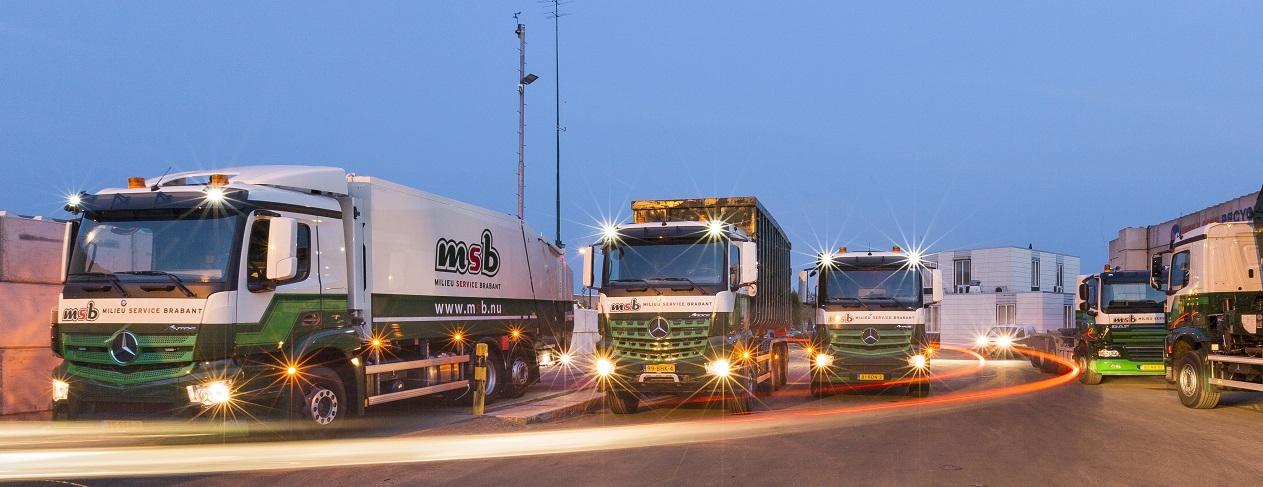 MSB truck