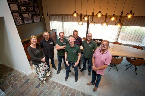 Wagenaars Grond- & Bouwstoffen en Milieu Service Brabant eren jubilarissen!