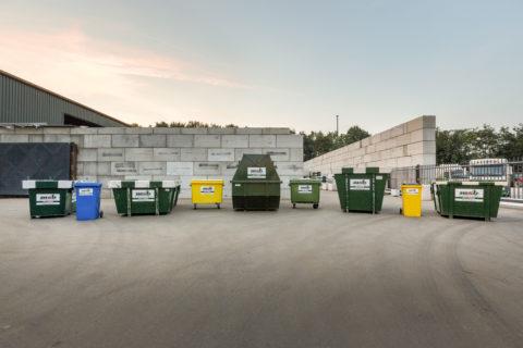 Uw Brabantse afvalinzamelaar voor al uw afvalstromen